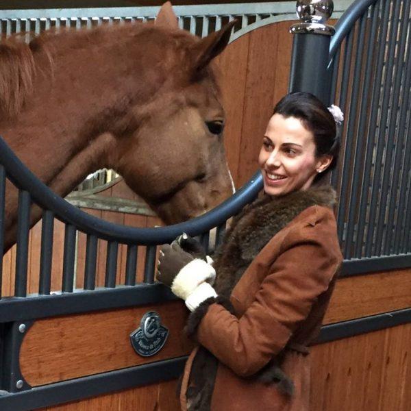 Inga Dregvaitė <br> (žirgų mitybos konsultantė)